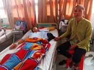 Bế tắc vì cảnh nghèo, con trai uống thuốc trừ sâu tự tử khiến người mẹ rụng rời tìm tiền cứu chữa