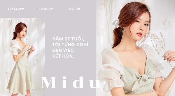 Midu: Tôi như Tiểu Long Nữ trong cổ mộ, đủ tiền và không cần đàn ông-3