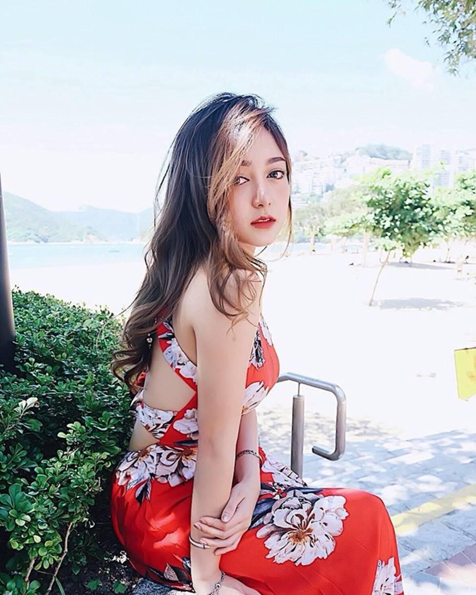 Rơi mác ngoan khi không mặc đồng phục nữ sinh, hot girl Thái Lan gợi cảm tột bậc-11