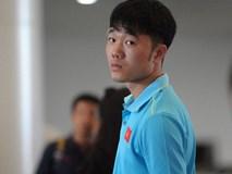Xuân Trường cùng bố sang Hàn Quốc phẫu thuật chấn thương