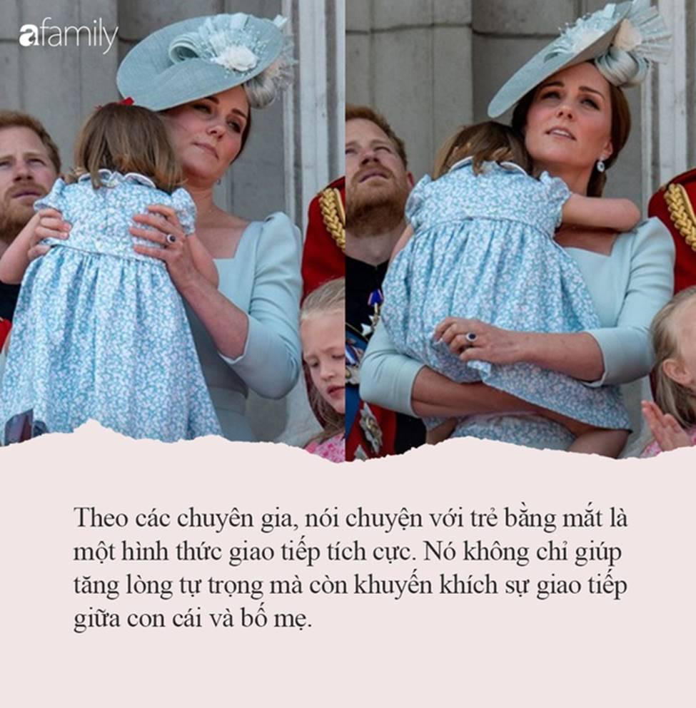 Nếu con thường ăn vạ nơi công cộng, hãy tham khảo ngay cách xử lý của công nương Kate Middleton, con ngoan ngoãn, nín khóc ngay lập tức-2