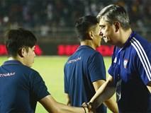 HLV U22 UAE ấn tượng với sự phát triển của bóng đá Việt Nam