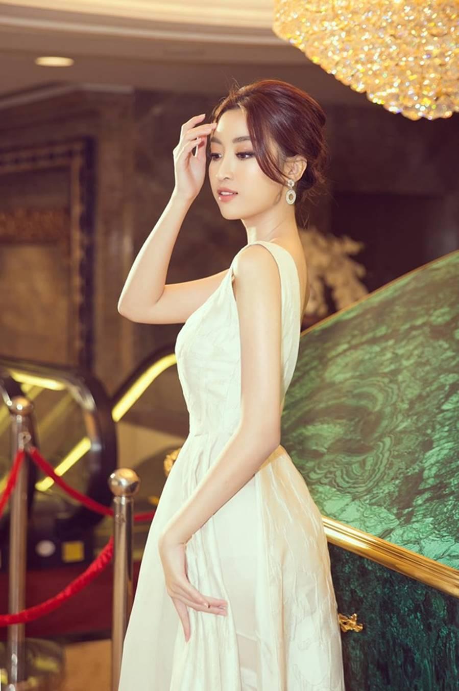 Tiểu Vy, Phương Nga, Thúy An đọ sắc với váy cắt xẻ táo bạo và gợi cảm-9
