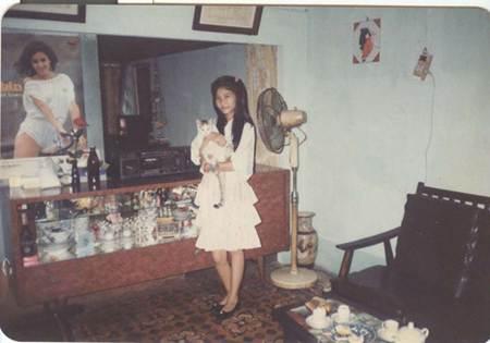 Ảnh cực hiếm của Thu Minh thời son trẻ-1