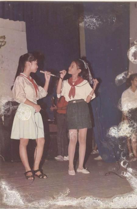 Ảnh cực hiếm của Thu Minh thời son trẻ-3