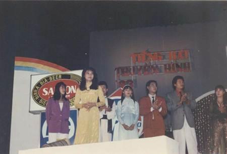 Ảnh cực hiếm của Thu Minh thời son trẻ-6
