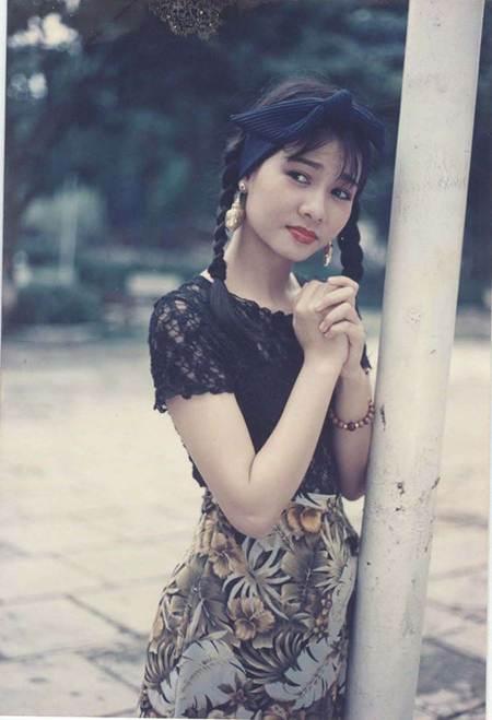 Ảnh cực hiếm của Thu Minh thời son trẻ-10