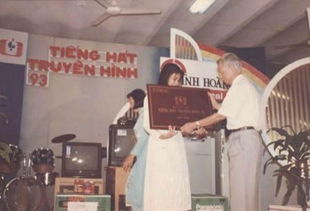 Ảnh cực hiếm của Thu Minh thời son trẻ-8