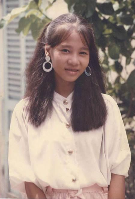 Ảnh cực hiếm của Thu Minh thời son trẻ-9