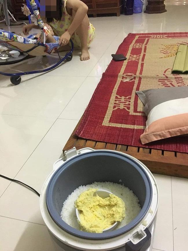 Vợ đảm làm món trứng hấp trong nồi chờ chồng về thưởng thức, ai ngờ chồng buông đũa bát lại trở thành đề tài để dân mạng tranh luận-3