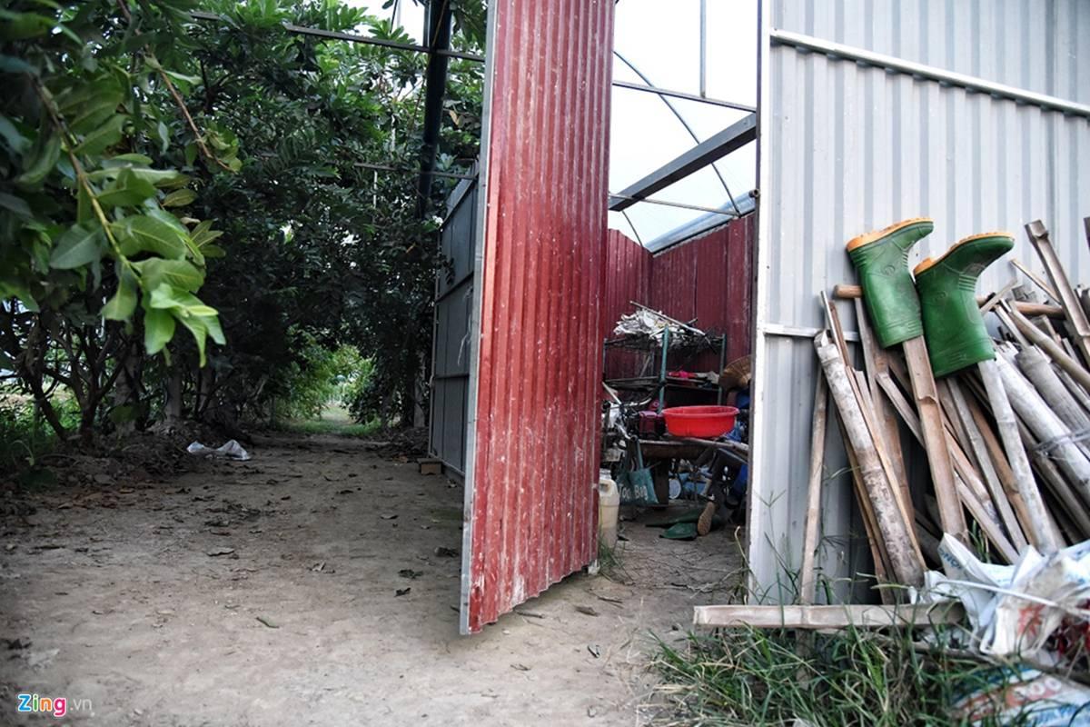Biệt phủ, trang trại được sư Toàn xây dựng bên cạnh chùa Nga Hoàng-10