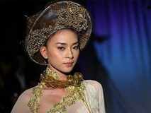 Ngô Thanh Vân lên tiếng về việc từng mặc áo dài xuyên thấu