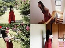 Những hình ảnh Sulli trong căn nhà nơi cô chọn kết thúc cuộc đời bằng cách tự tử khiến ai cũng xót xa