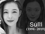 Cuộc sống bế tắc của Sulli trước khi tự tử: Có dấu hiệu tâm lý bất thường, trở thành nạn nhân của bạo lực mạng sau chuyện tình cùng ông chú hơn 14 tuổi-12