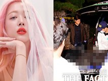 SM Entertainment đưa thông báo chính thức về tang lễ của Sulli: Tổ chức vào  hôm nay tại Seoul!