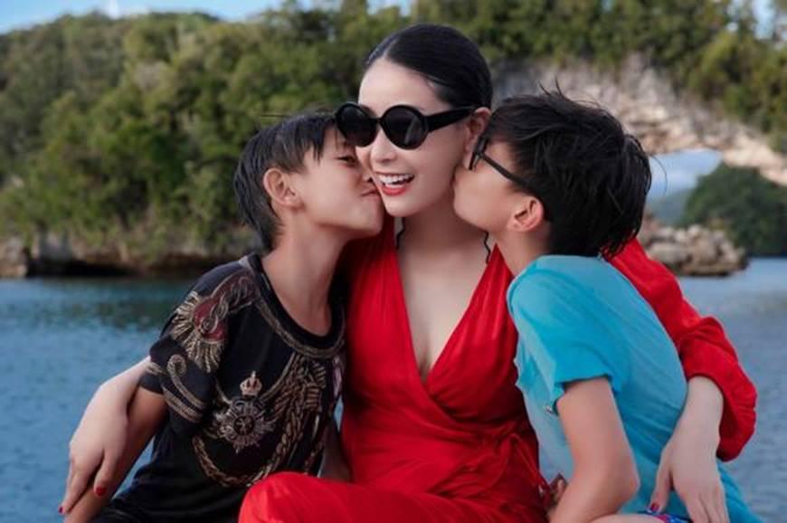 Hoa hậu Hà Kiều Anh khoe vóc dáng tuổi 43 đẹp mướt mắt ở đảo nhiệt đới Palau-7