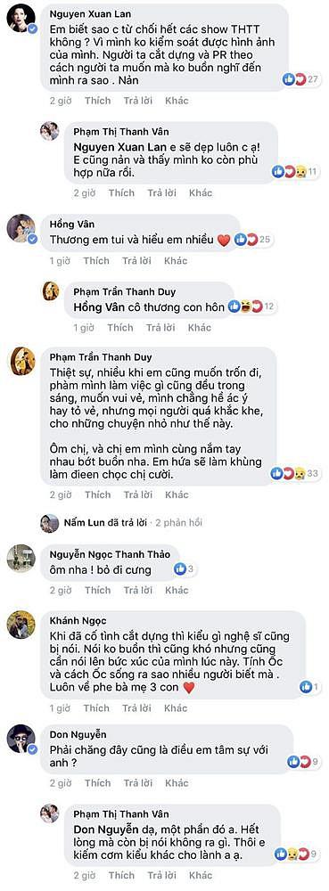 Ốc Thanh Vân uất ức tuyên bố không bao giờ chơi gameshow nữa: Dàn nghệ sĩ đồng loạt bức xúc-2
