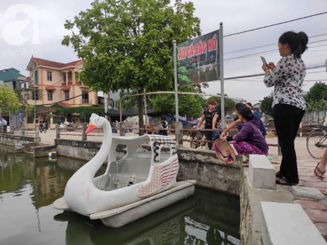 Tang thương gia đình có 2 bé gái chết đuối trong lúc chơi đạp vịt ở Hà Nội: Cùng một lúc, tôi mất cả cháu nội, cháu ngoại-7