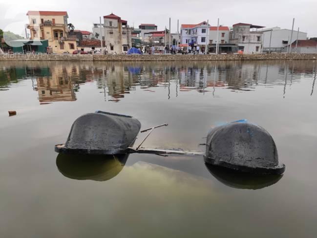 Tang thương gia đình có 2 bé gái chết đuối trong lúc chơi đạp vịt ở Hà Nội: Cùng một lúc, tôi mất cả cháu nội, cháu ngoại-8