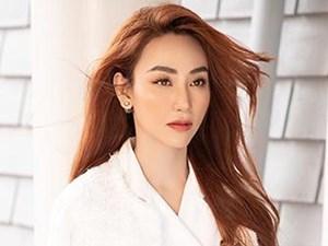 Ngân Khánh tái xuất quyến rũ mừng sinh nhật tuổi 34