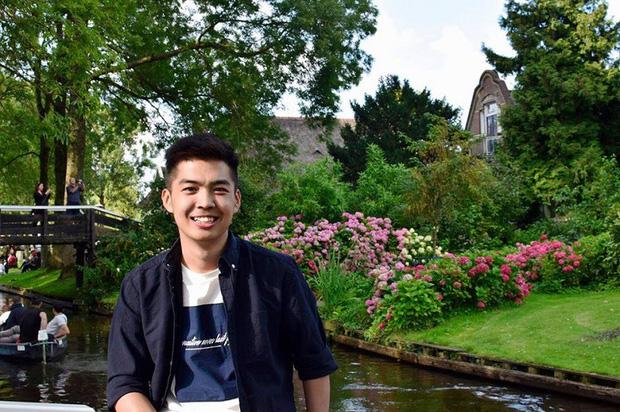 Nam sinh tốt nghiệp xuất sắc Đại học Ngoại thương chia sẻ bí quyết giành học bổng thạc sĩ, quá trình apply chỉ mất 2.5 tháng-5