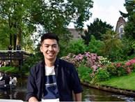 Nam sinh tốt nghiệp xuất sắc Đại học Ngoại thương chia sẻ bí quyết giành học bổng thạc sĩ, quá trình apply chỉ mất 2.5 tháng