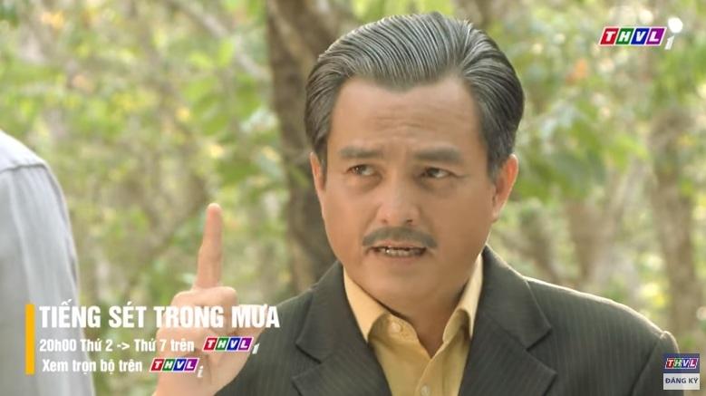 Tiếng sét trong mưa tập 38: Thị Bình tát con gái, ngăn cấm chuyện yêu anh trai-1