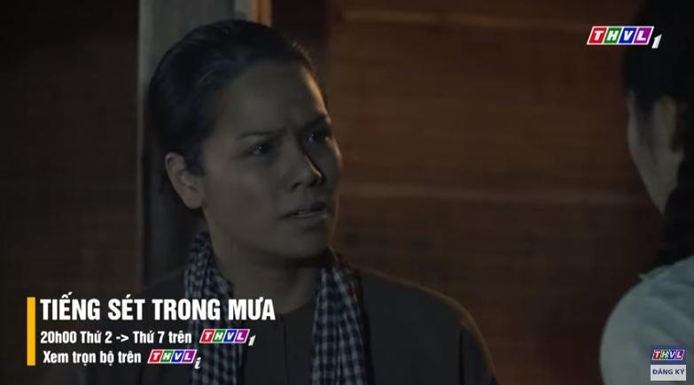 Tiếng sét trong mưa tập 38: Thị Bình tát con gái, ngăn cấm chuyện yêu anh trai-2