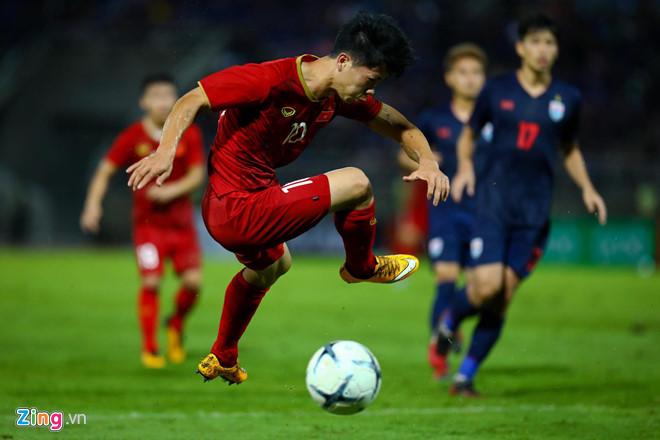 Công Phượng sẽ trừng phạt Indonesia ở hiệp 2-1