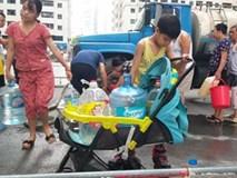 Hà Nội: Khuyến cáo người dân không dùng nước có mùi lạ để nấu ăn, nên mua nước bình trong sinh hoạt hằng ngày