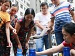 Người già, trẻ nhỏ tại khu đô thị HH Linh Đàm bị tiêu chảy, bệnh ngoài da nghi do sử dụng nước từ nhà máy Sông Đà-3
