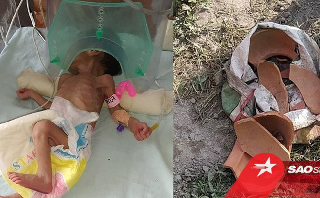 Bị chôn sâu gần 1 mét dưới đất, bé gái 3 ngày tuổi gây ngỡ ngàng khi còn sống-1