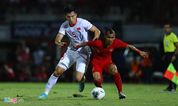 Việt Nam vẫn xếp sau Thái Lan sau trận thắng Indonesia-9