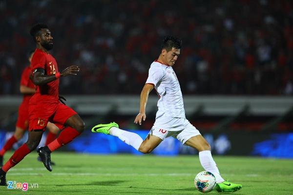 Việt Nam vẫn xếp sau Thái Lan sau trận thắng Indonesia-3