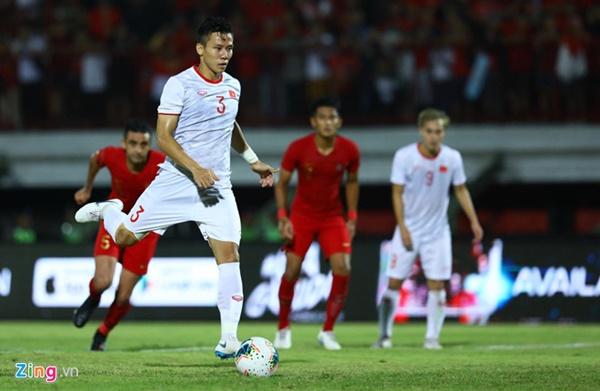Việt Nam vẫn xếp sau Thái Lan sau trận thắng Indonesia-5