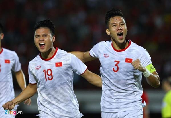 Việt Nam vẫn xếp sau Thái Lan sau trận thắng Indonesia-1