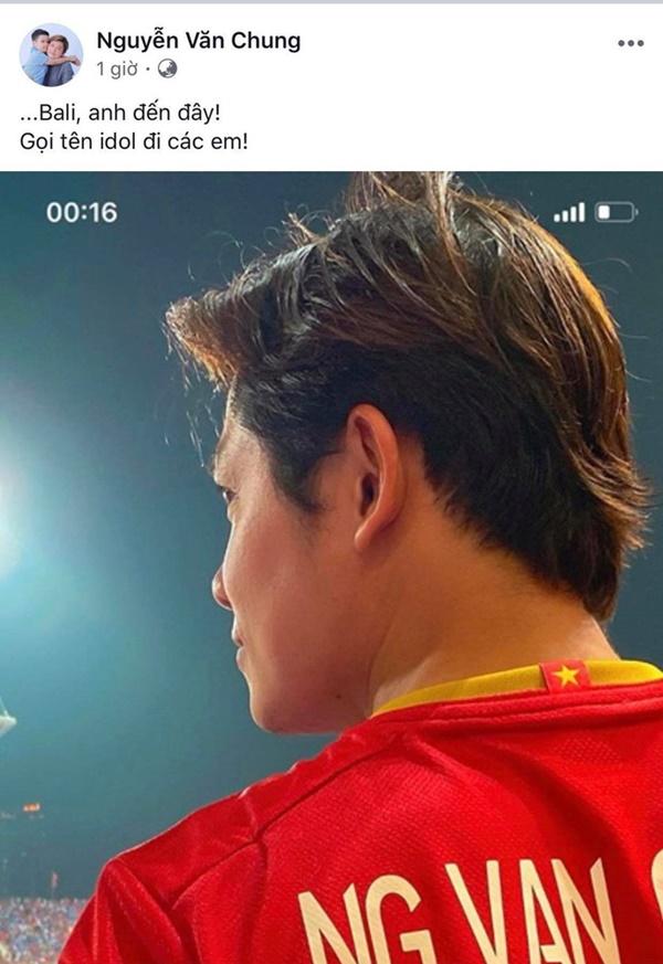 Dàn sao Việt lại được dịp phấn khích trước những bàn thắng liên tiếp của đội tuyển Việt Nam-5