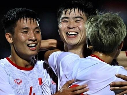 Highlights vòng loại World Cup: Indonesia 1-3 Việt Nam