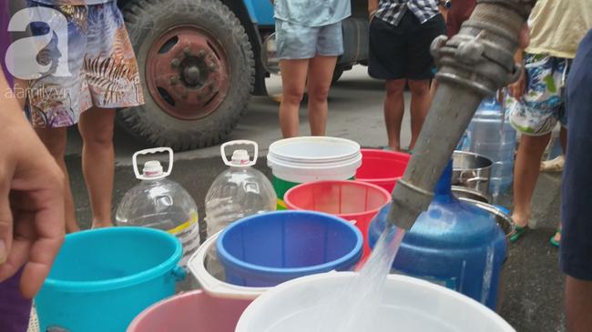 Hà Nội: Cấp nước sạch miễn phí cho toàn bộ người dân khu vực bị ảnh hưởng từ đầu nguồn Sông Đà-2