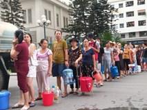 Hà Nội: Cấp nước sạch miễn phí cho toàn bộ người dân khu vực bị ảnh hưởng từ đầu nguồn Sông Đà