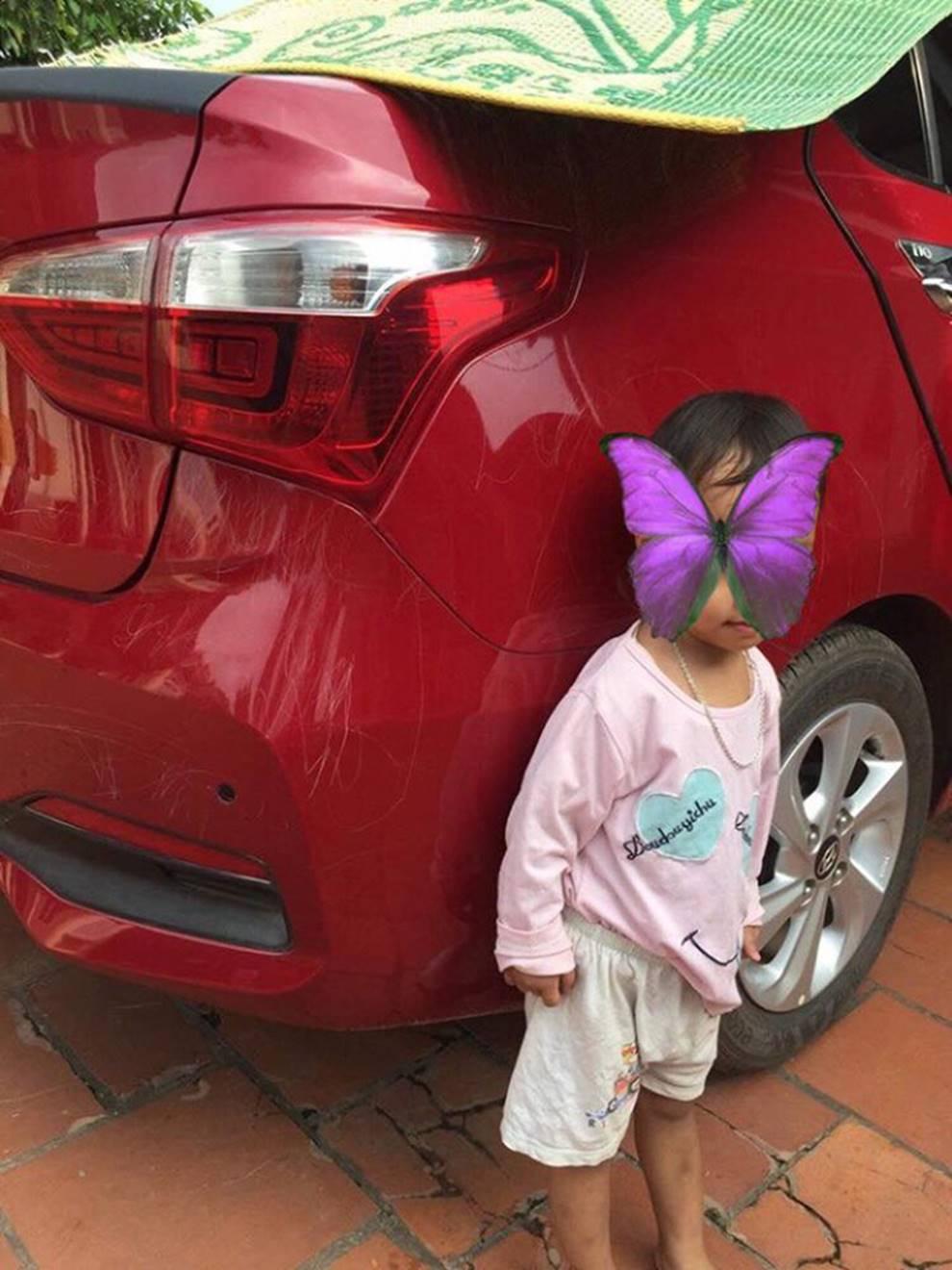 Bắt được kẻ phá hoại ô tô, chủ xe đau đầu tìm cách giải quyết vì đối tượng có - ảnh 2