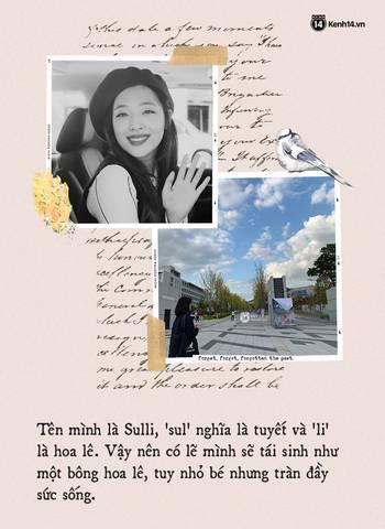 Nhật ký hành trình của một fan Việt đến Hàn Quốc: Tôi đã bật khóc trước di ảnh của em. Tạm biệt nhé, Sulli bé nhỏ!-2
