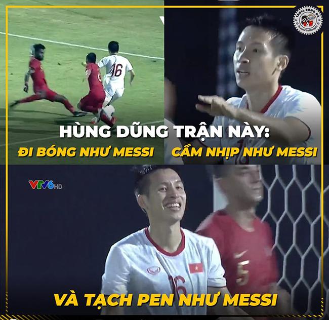 Cộng đồng mạng hả hê chế ảnh Việt Nam hạ đẹp Indonesia-4