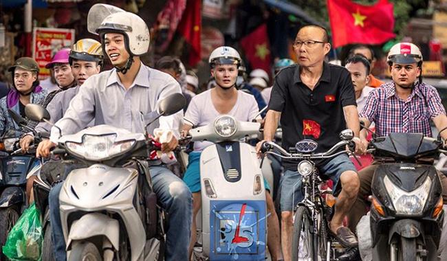 Cộng đồng mạng hả hê chế ảnh Việt Nam hạ đẹp Indonesia-9