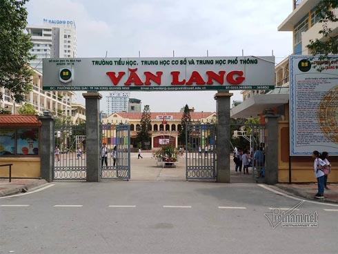 Điều tra vụ bắt cóc học sinh tiểu học lúc học về tại Quảng Ninh-1