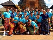 Tuyển Việt Nam dạo chơi Bali, Công Phượng, Văn Hậu trở lại châu Âu