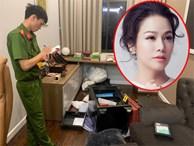 Bắt nghi phạm đột nhập nhà ca sĩ Nhật Kim Anh, phá két cuỗm gần 5 tỷ đồng