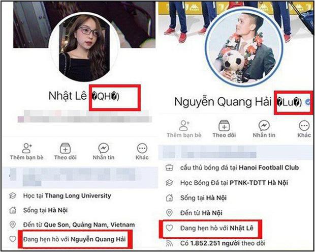 Hơn 3 tháng không tương tác, Quang Hải bất ngờ làm 1 điều với bạn gái Nhật Lê chứng minh tình cảm-4
