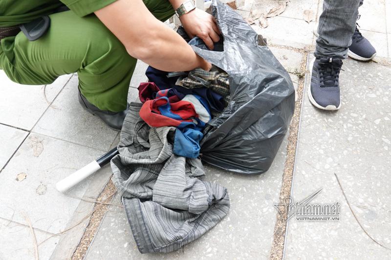 Vội vã quặt xe chạy trốn cảnh sát 141, cô gái nổi nhất phố Hà Nội-8