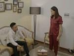 Preview Hoa Hồng Trên Ngực Trái tập 23: Thái bán nhà Khuê tỉnh bơ, bé Bống bị Trà tiểu tam bắt cóc?-6